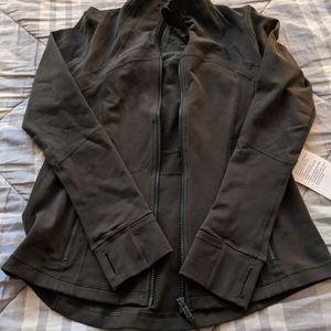 New lululemon zip up define jacket size 12